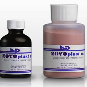 Моделировочная пластмасса Novoplast M